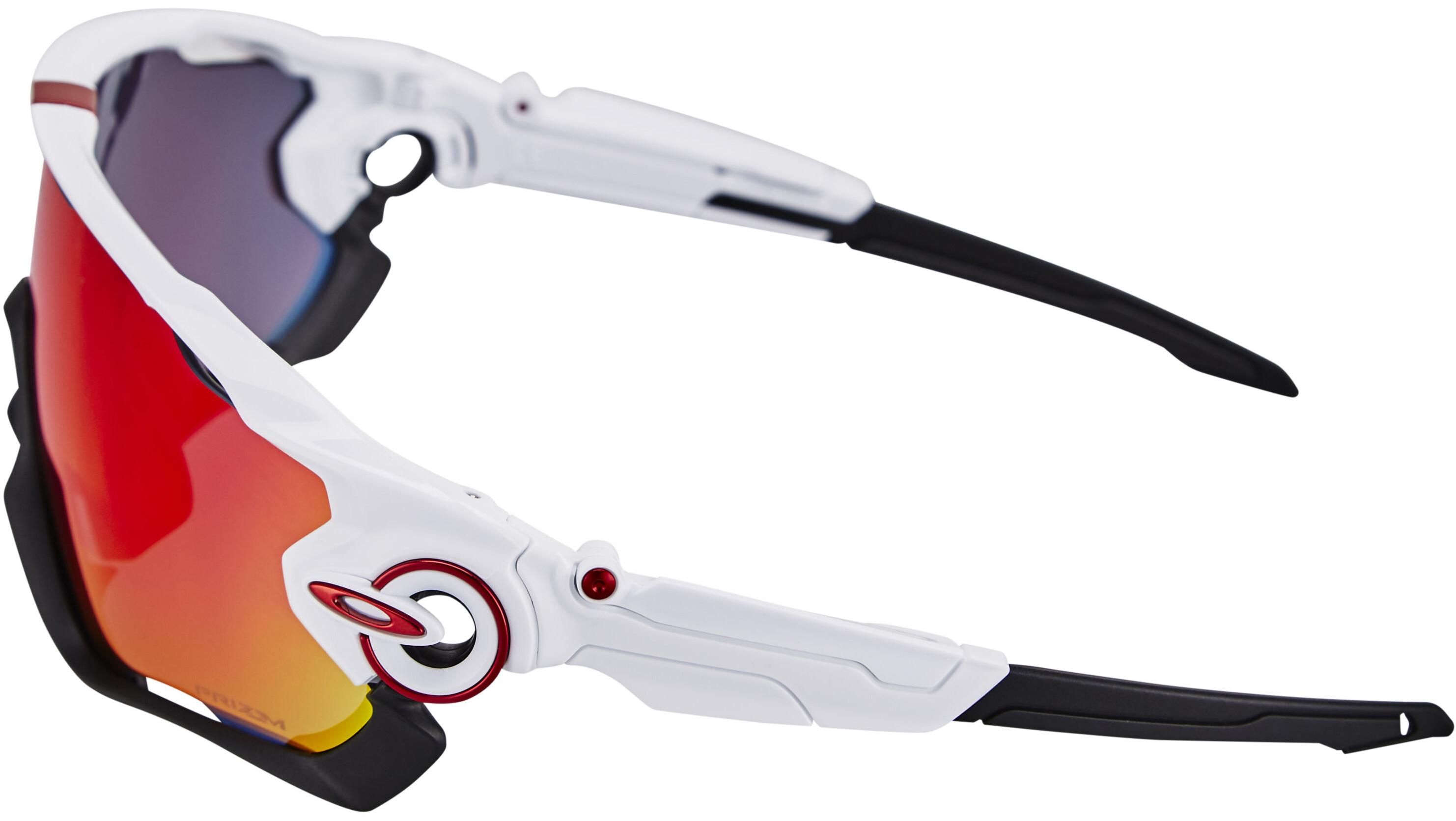 000c3e1eb23273 Oakley Jawbreaker Brillenglas wit I Eenvoudig online bij Bikester
